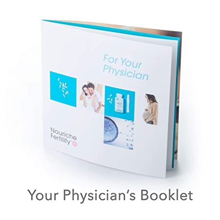 Amazon.com: Fertilidad de Nouriche, 120 unidades: Health ...