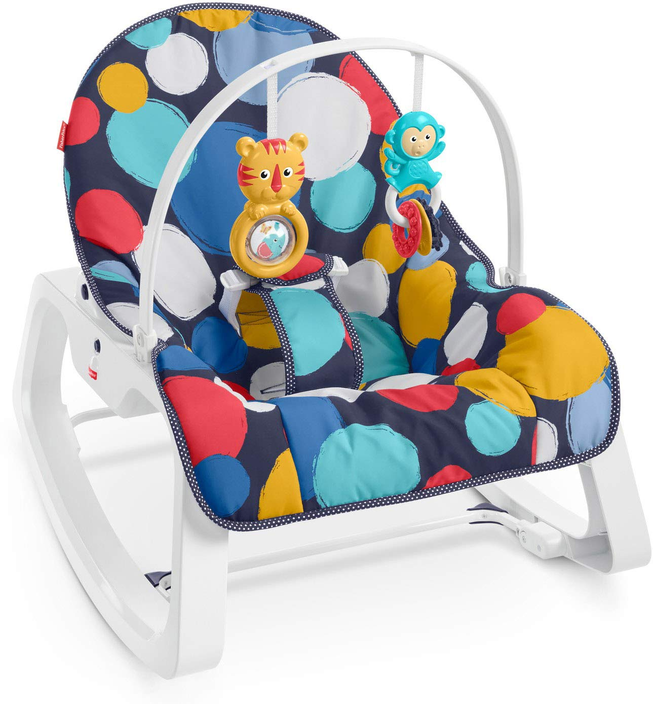Fisher-Price Infant-to-Toddler Rocker Fisher-Price Baby FWM76
