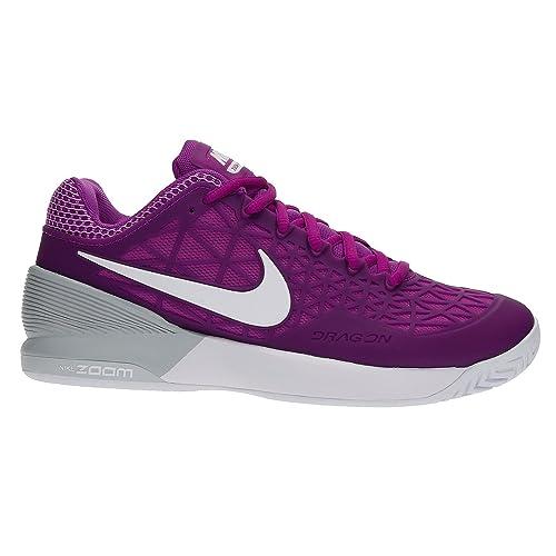 2190a849b62e Nike Women s Zoom Cage 2 Tennis Shoes 844962 501 (4.5 UK)  Amazon.co ...