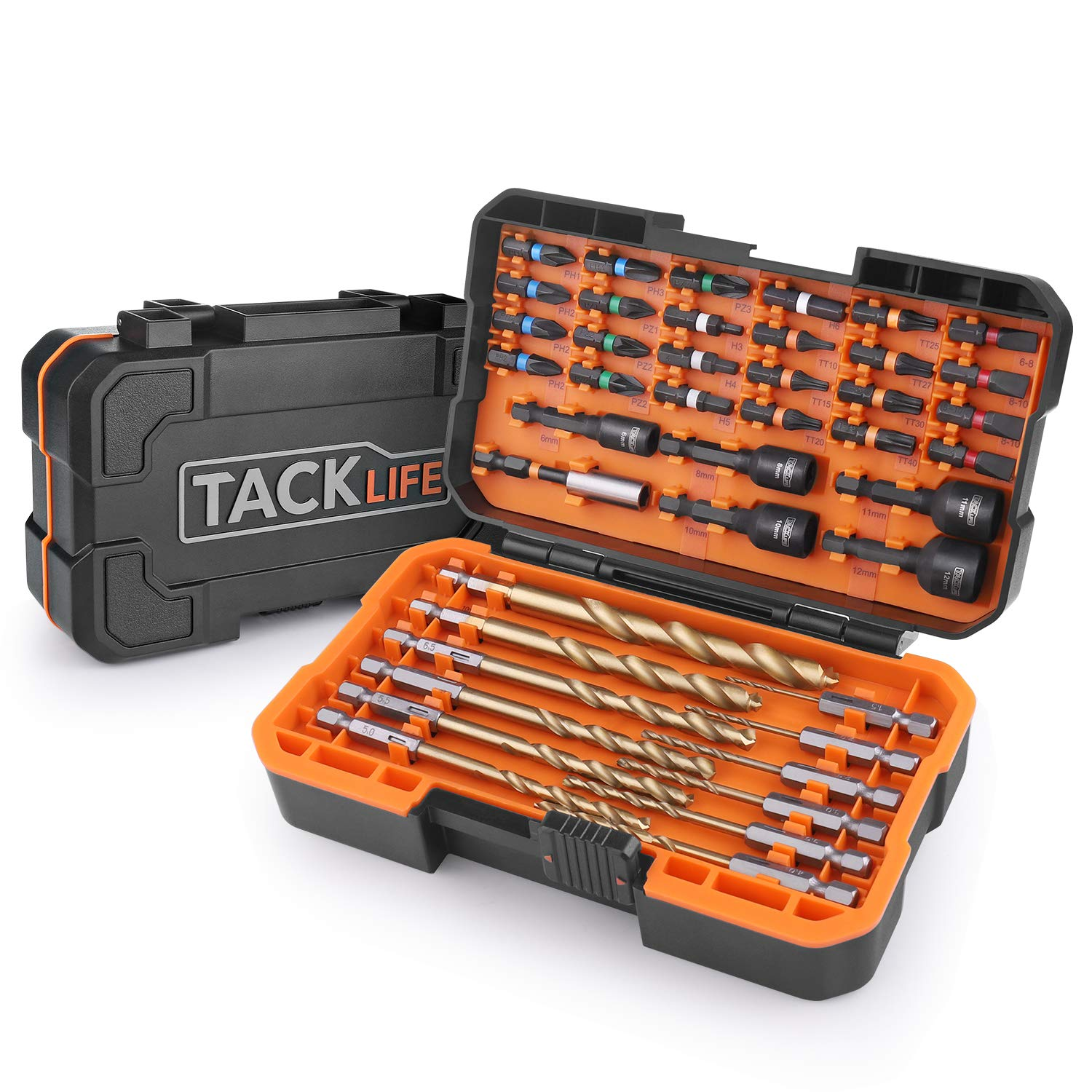 Inserti di Avvitatore 42 in 1 Tacklife