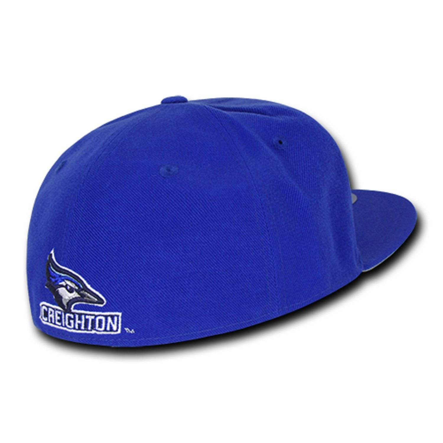 Amazon.com: Universidad de Creighton Bluejays NCAA Fitted ...