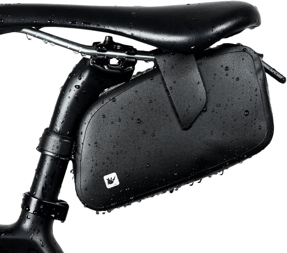 Waterproof Bicycle Saddle Bag by Rhinowalk