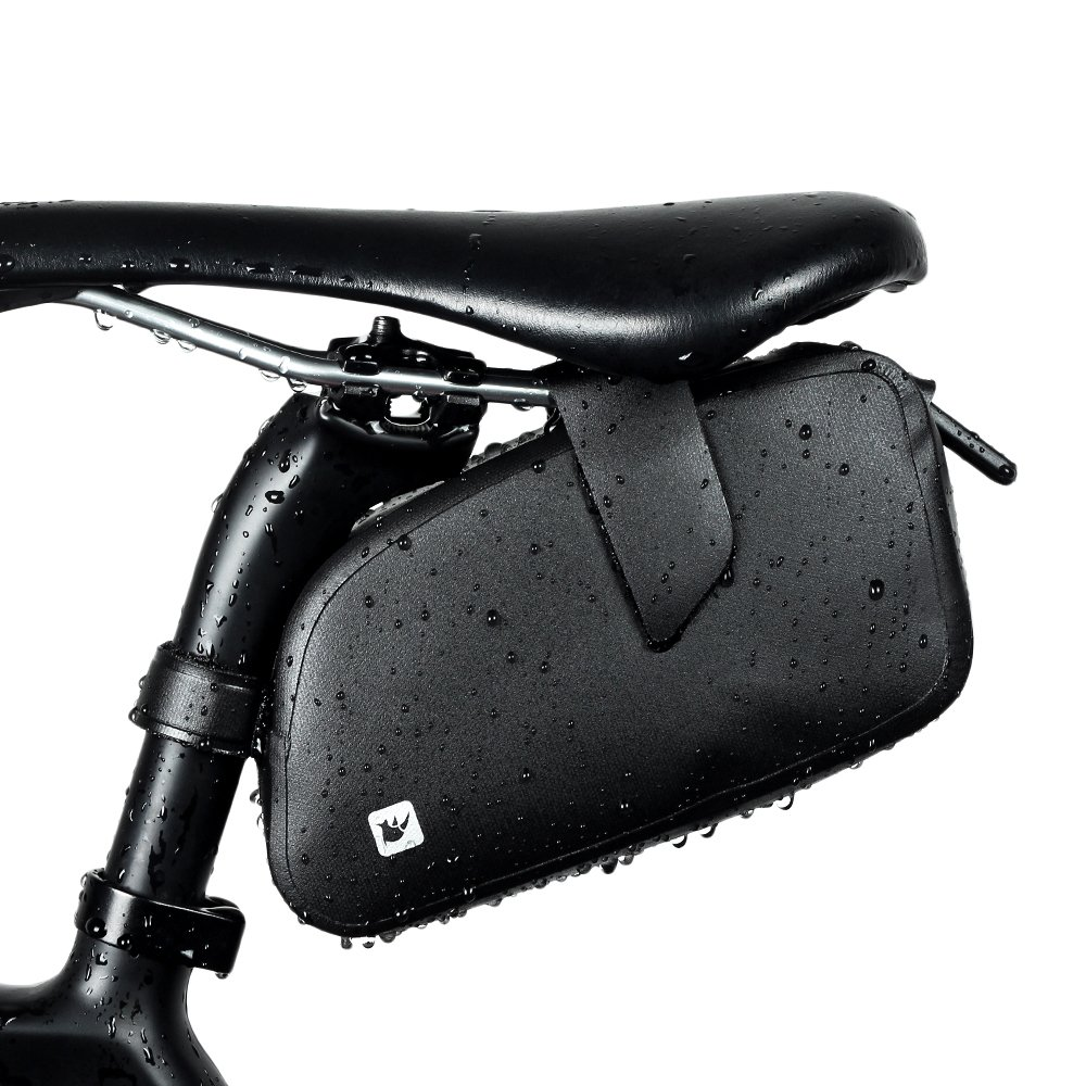 Rhinowalk Waterproof Bike Saddle Bag Bicycle Bag Under seat Bag Rainproof Mountain Road Bike Seat Bag Bicycle Bag Professional Cycling Accessories