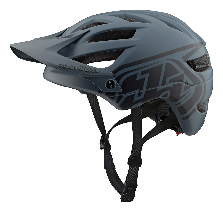 Troy Lee ヘルメット 自転車用 A1 2019年 モデル Drone [並行輸入品] S(54-56cm) グレーブラック B07NLMRJYY