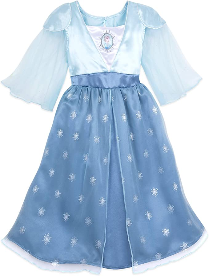 Disney Elsa Nightshirt for Girls Frozen Multi