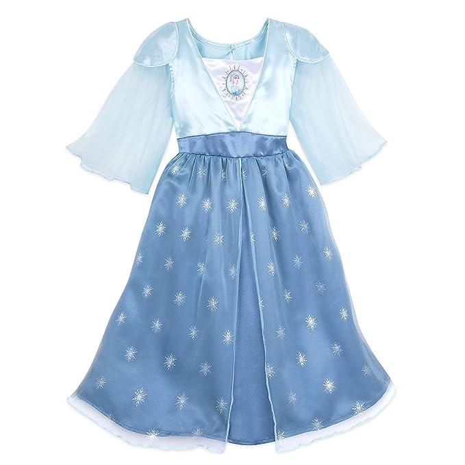 Amazon.com: Disney Elsa - Camisón para niña - Frozen II ...