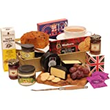 Great British Tastes Hamper - London Hampers & English Gift Baskets - The Real British Food Gift