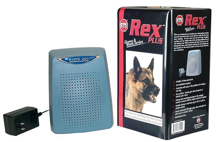 Safety Technology International, Inc. ED-50 Rex Plus Electronic Watchdog, Barking Dog Alarm