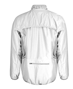 Coole-Fun-T-Shirts High Visibility Running Jacket Neon White without Print  XXS 896c995ee