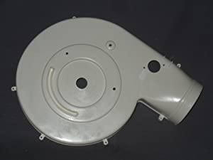 137551800 Dryer Blower Housing, Rear Genuine Original Equipment Manufacturer (OEM) Part
