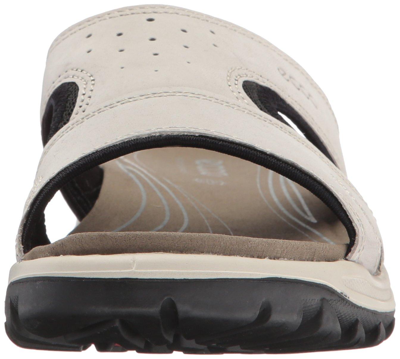 ECCO 37 Women's Offroad Lite Slide Sandal B01MQ4XVLD 37 ECCO EU / 6-6.5 US|Gravel/Black 107c0e