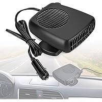Draagbare autoverwarming 12 V auto ontdooier verwarming ventilator, 2 in 1 koeling en verwarming ventilator voertuig…