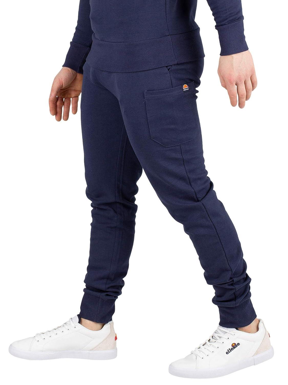 Blue Ellesse Mens Orpot Pocket Joggers