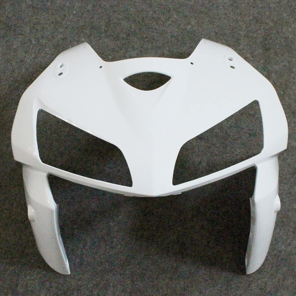 2005-2006 Individual Motorcycle Fairing ZXMOTO Unpainted Front Fender Fairing for Honda CBR 600RR F5