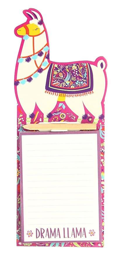 Bloc de notas magnético para lista de la compra y lápiz para ...