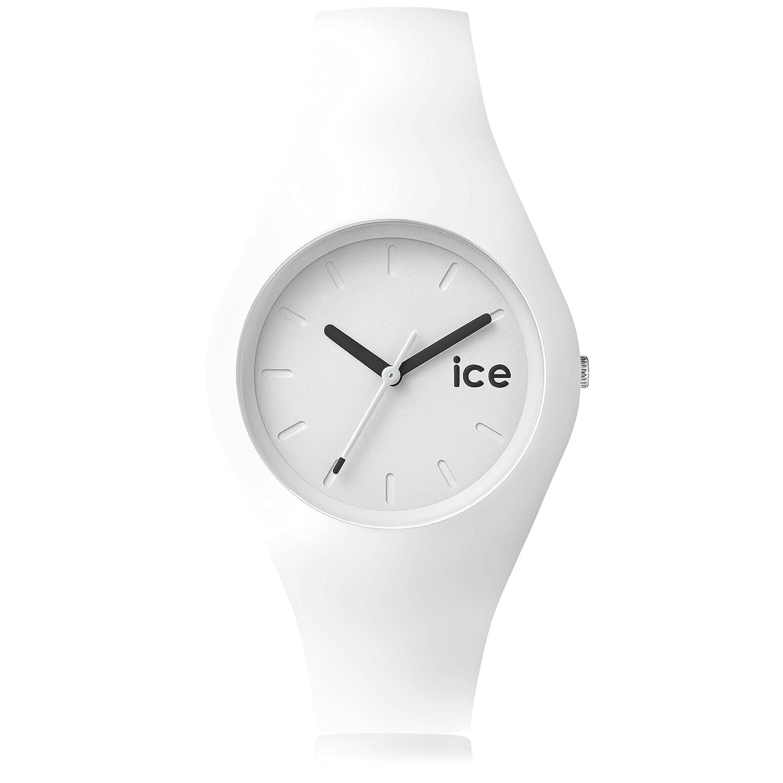 [アイスウォッチ]ICE-WATCH 腕時計 アイスオラ ICE Ola ユニセックス ホワイト ICE.WE.U.S.15 [正規輸入品] B013OX6XZU ミディアム|ホワイト ホワイト ミディアム