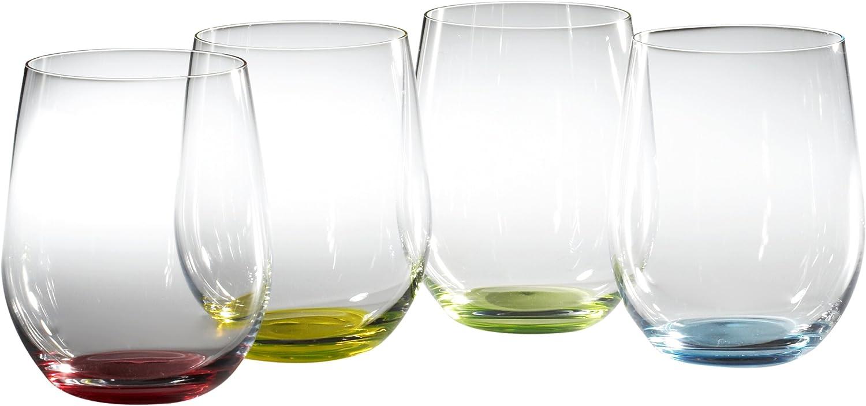 Riedel Happy O Wine Tumblers, Set of 4