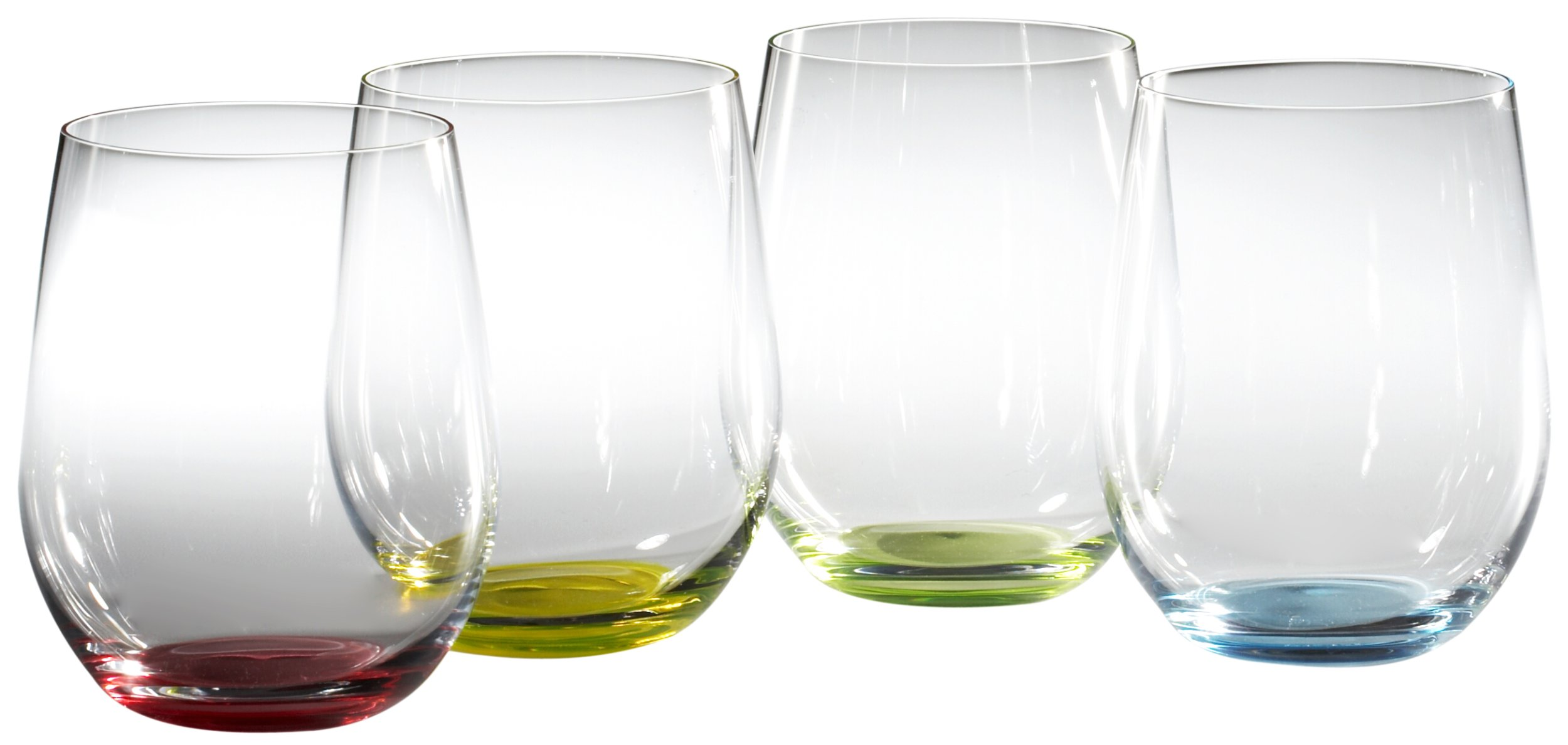 Riedel Happy O Wine Tumblers, Set of 4 by Riedel (Image #1)
