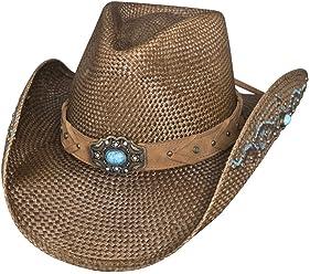 Bullhide Amnesia Panama Straw Cowboy Hat ca13d22bdd3a
