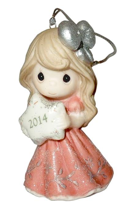 Precious Moments Company Dated 2014 Ornament - Amazon.com: Precious Moments Company Dated 2014 Ornament: Home & Kitchen