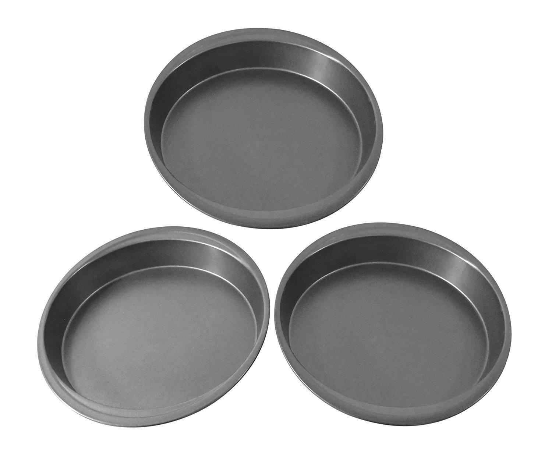 3 Pack Mainstays 9 Inch Round Cake Pan