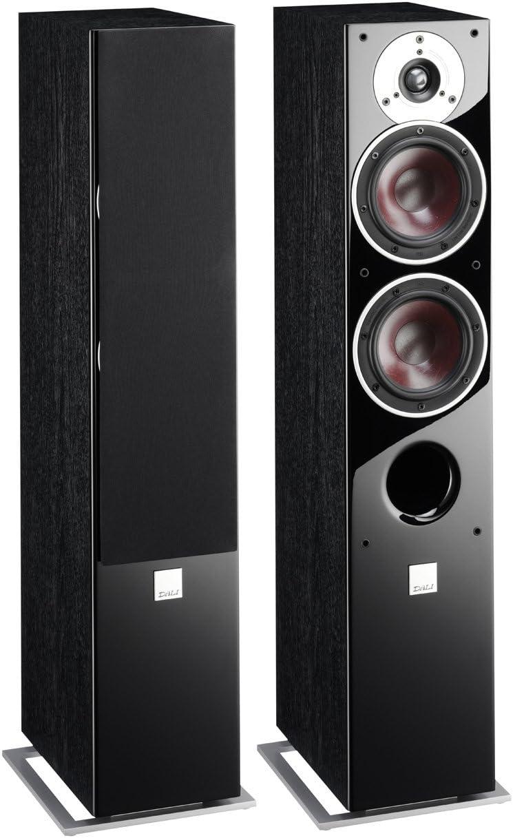 Dali Zensor 5 150W Negro Altavoz - Altavoces (Alámbrico, 150 W, 43-26500 Hz, 6 Ω, Negro)