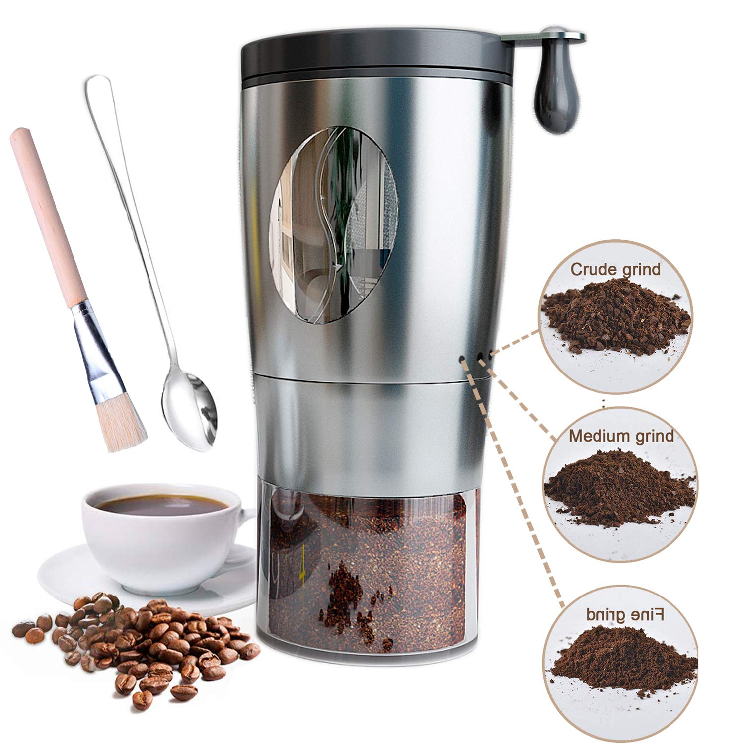 Best Coffee Burr Grinder Conical