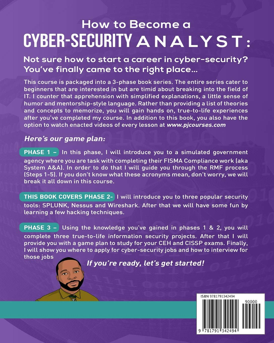 Beginners Guide: How to Become a Cyber-Security Analyst