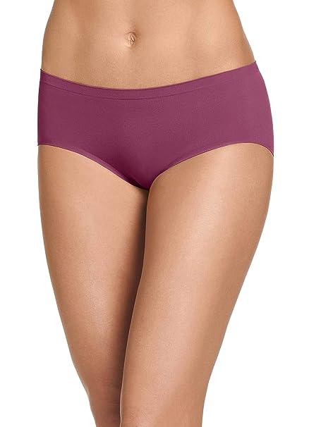 cc887b5f72cb Jockey Women's Underwear Seamfree Air Hipster, Bluster, ...