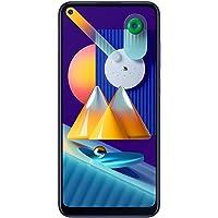 هاتف سامسونج جالكسي ام 11 ثنائي شرائح الاتصال - 3 جيجا رام، تقنية الجيل الرابع ال تي اي 32GB SM-M115FZLDKSA