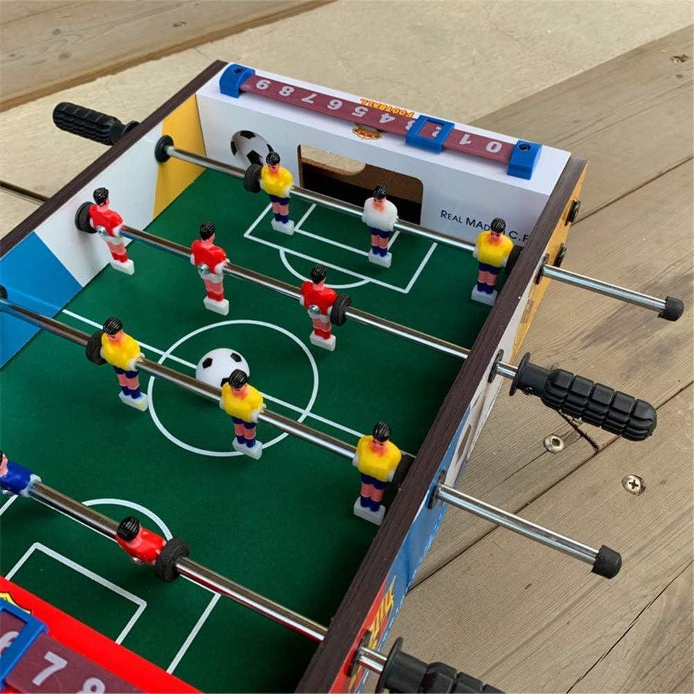 YQSHYP Portátil futbolín, Mini y Adultos niños Air Hockey Mesa ...