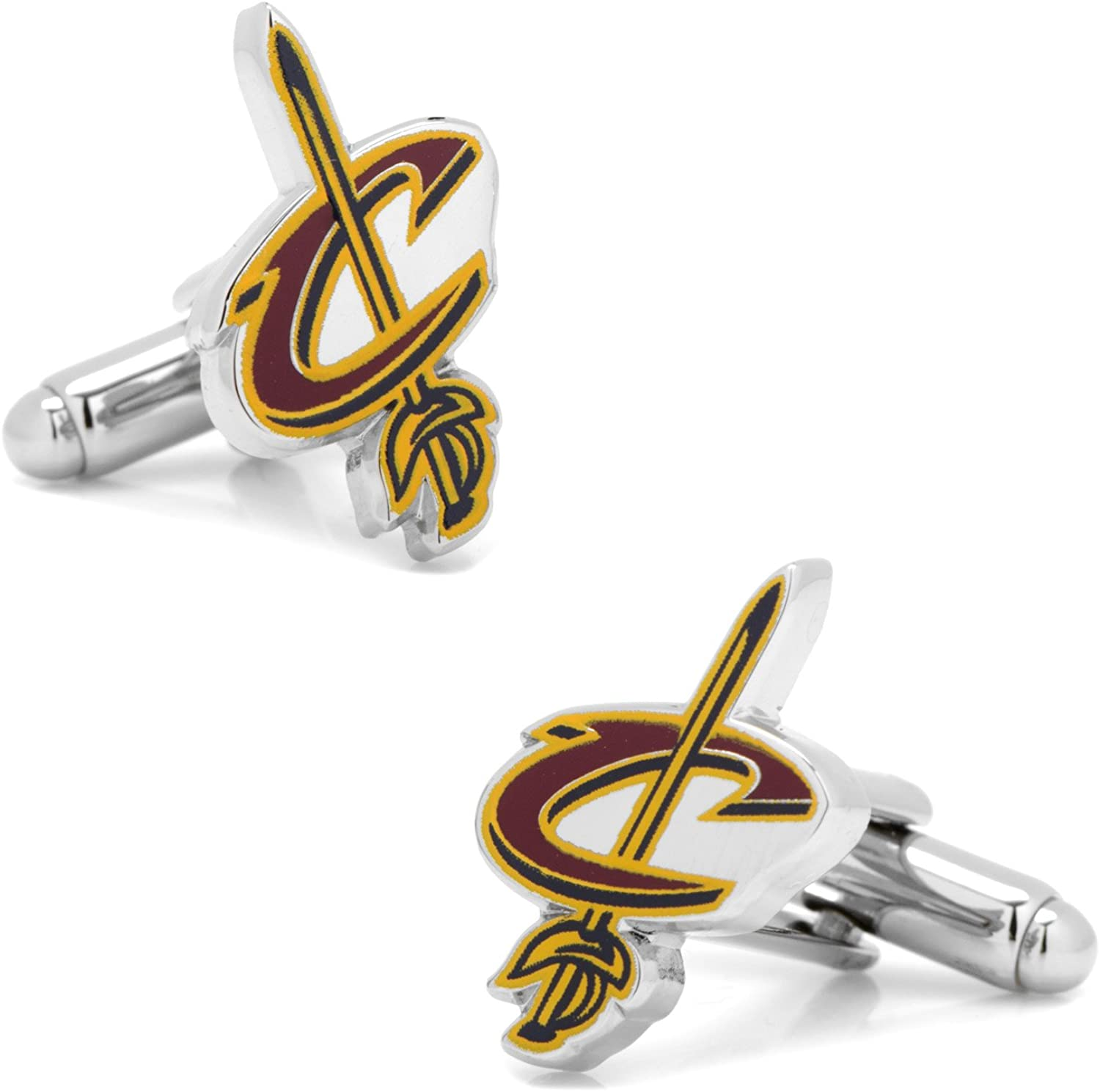 Officially Licensed NBA Cleveland Cavaliers Cufflinks