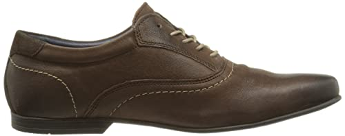 Base London GALACTIC Mens Leather Lace-Up Shoes Brown 42: Amazon.co.uk:  Shoes & Bags
