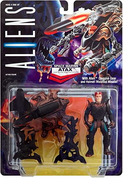 Aliens Ripley Action Figure by Unknown Kenner