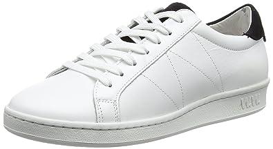Wood Wood Shoes Bo Shoe, Zapatillas Unisex Adultos, Blanco (White), 40 EU (8 UK)