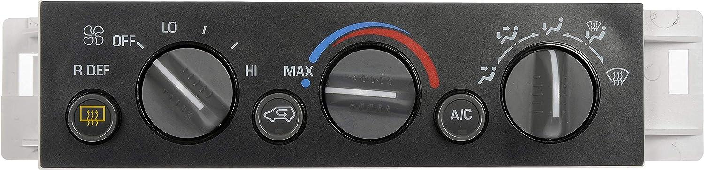 HVAC Control Module Front Dorman 599-006
