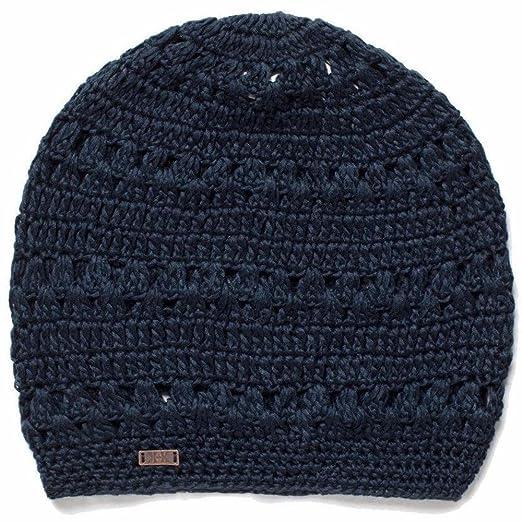 e43992efc0b Krochet Kids Madeline Navy Hat Beanie at Amazon Women s Clothing store