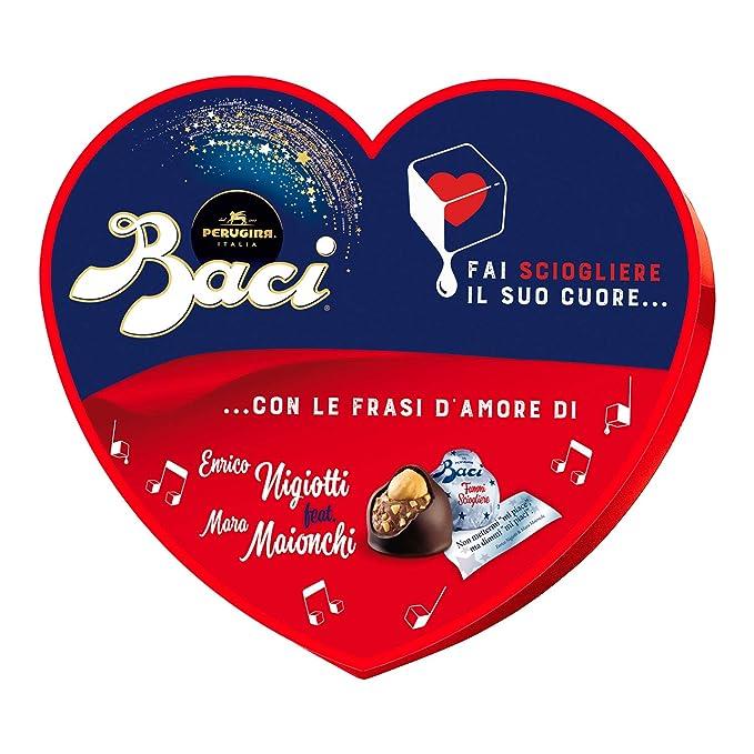 29 opinioni per Baci Perugina Autografi d'Amore Cioccolatini Ripieni al Gianduia e Nocciola