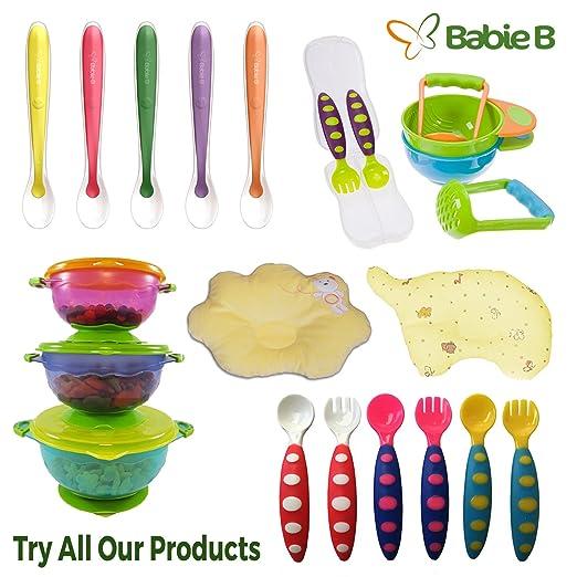 BabieB BEST Baby Spoons