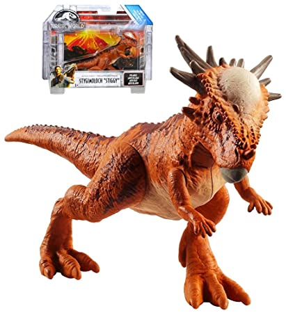 Amazon.com  Stygimoloch Stiggy Dinosaur Jurassic World Fallen ... a19418bc1