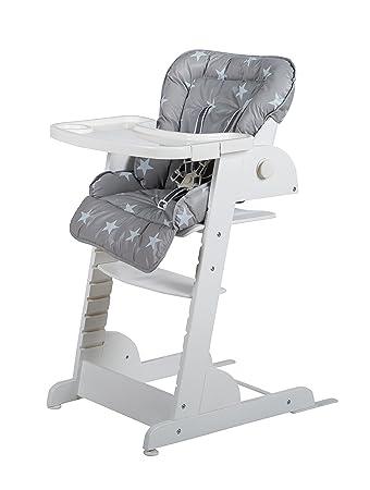 Kinderhochstuhl Treppenhochstuhl Babyhochstuhl Kinderstuhl verstellbar UP