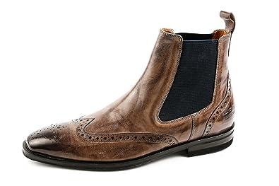sale retailer ae9e6 241e3 Melvin & Hamilton Herren Alex 9 Budapester Chelsea Boots ...