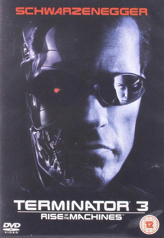 Terminator 3 [Reino Unido] [DVD]: Amazon.es: Arnold Schwarzenegger ...