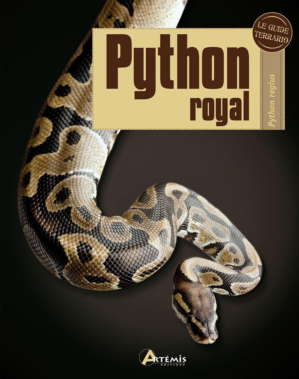 Python royal : Python regius Relié – 7 mai 2012 Colette Sutherland Nicolas Blot Editions Artémis 2816002535