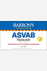 ASVAB Flashcards (Barron's Test Prep) Kindle Edition