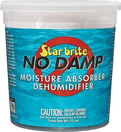 Star Brite No Damp Dehumidifier /& Moisture Absorber
