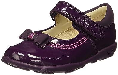 Infant Girls Ella Emma First Clarks Shoes