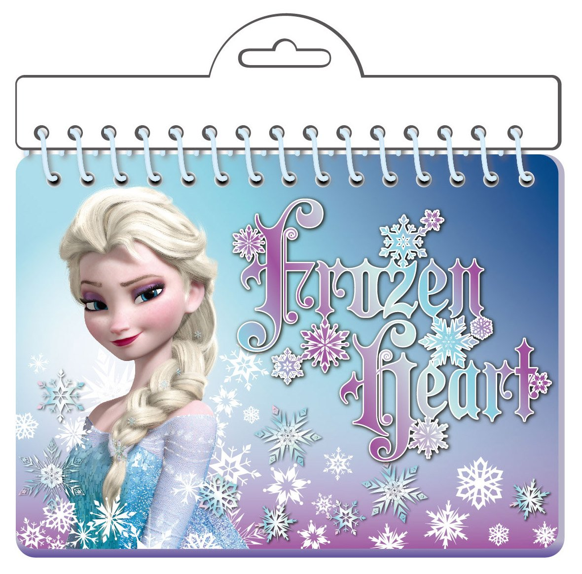 Disney Frozen Elsa Frozen Heart Autograph Book Monogram International 22233
