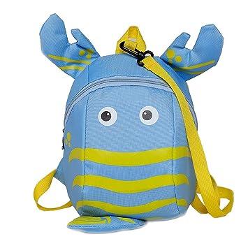 Mochilas Escolares Infantiles, 3D Mochila Infantiles Animal ...