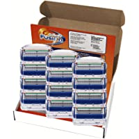 12-Count Gillette Fusion Manual Men's Razor Blade Refills